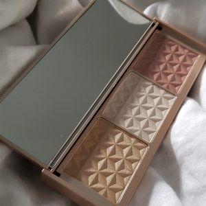 Cover FX Rose Gold Bar Highlighter Palette